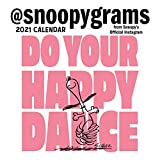 Peanuts 2021 Mini Wall Calendar: Do Your Happy Dance