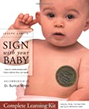 SIGN with your BABY Complete Learning Kit - Includes: Book, How-to Tutorial VHS Video, and Quick Reference Guide