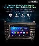 Autoradio Android Mercedes W203