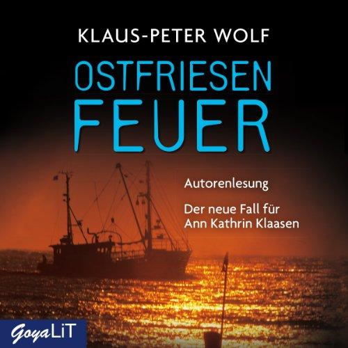 Ostfriesenfeuer audiobook cover art