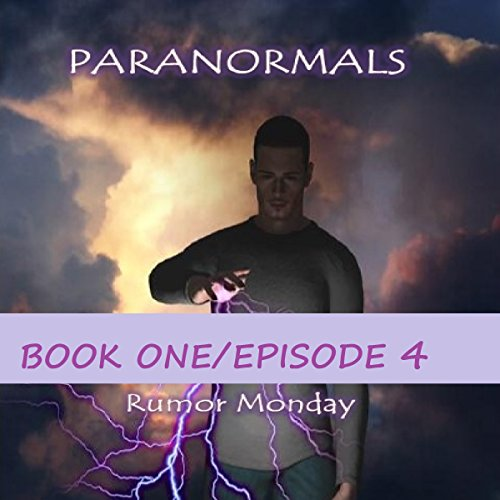 Paranormals Book One, Episode 4 audiobook cover art