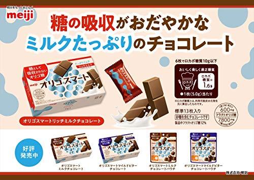 明治オリゴスマートリッチミルクチョコレート65g
