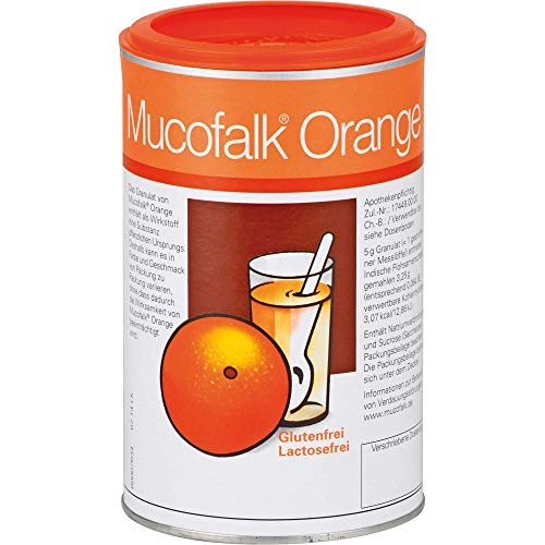Mucofalk Orange Granulat, 150 g Pulver