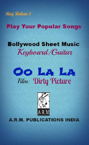 Oo la la sheet music from Dirty Picture (English Edition)