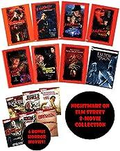 Nightmare on Elm Street 8-Movie DVD Collection: Nightmare on Elm Street/Freddy's Revenge/Dream Warriors/Dream Master/Dream...