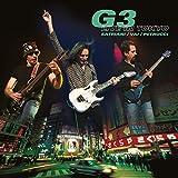 G3 (Satriani, Joe / Johnson, Eric / Vai, Steve): Live In Tokyo [Limited 15th Anniversary Edition 180-Gram TranslucentGreen Colored Vinyl] [Vinyl LP] (Vinyl (5th Anniversary Edition))