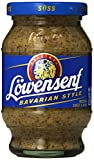 Lowensenf Bavarian Sweet Mustard Jar 10.05 Ounce