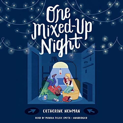 One Mixed-Up Night audiobook cover art