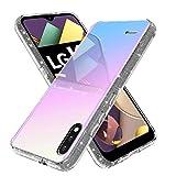 LG K22 Case, LG K22+ Case, LG K32 Case, Rosebono Bling