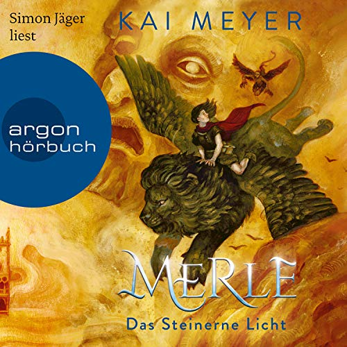 Merle. Das Steinerne Licht cover art