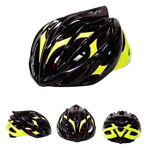 Casco ciclista de ciclismo en bicicleta 55-59 cm Ligero Skate Ciclismo de...