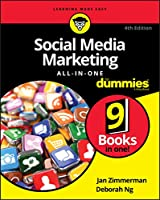 Social Media Marketing Aio Fd, 4e (For Dummies (Business & Personal Finance))