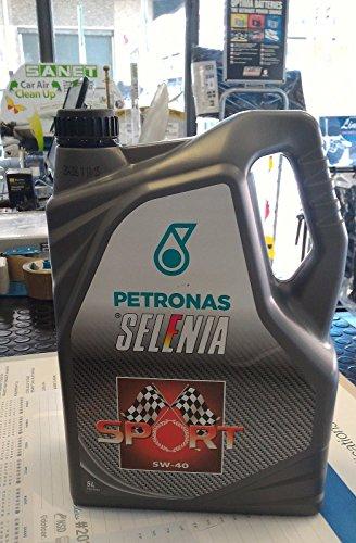 PETRONAS SELENIA Motoröl Öl SPORT 5W40 5W-40 für Fiat 9.55535-Z2 - 5L 5 Liter