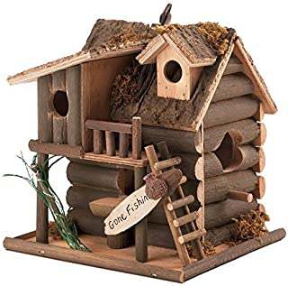 Malibu Creations Gone Fishin' Birdhouse