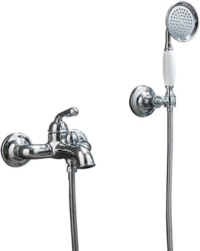 PLUIEX Outlet SALE Bathtub Ranking TOP8 Faucet Retro Fauce Mixer Waterfall