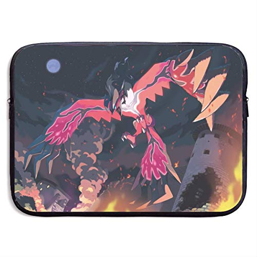 Laptop Sleeve Bag Yveltal Tablet Briefcase Ultraportable Protective Canvas for 13 Inch MacBook Pro/MacBook Air/Notebook Computer BAG-038