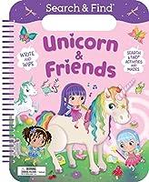 Search & Find: Unicorn & Friends Wipe Clean (Search & Find Wipe Clean)
