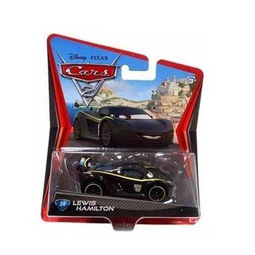 Mattel Cars 2 - 1 Coche Personajes Cars 2 (Varios Modelos)