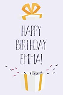happy 1st birthday emma