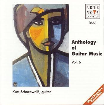 Anthology Of Guitar Music Vol. 6