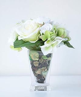 (エミリオロバ) EMILIO ROBBA TTITF09055 バラ ローズ ポプリ 香り 花 アレンジメント アートフラワー ギフト お祝い