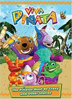 Viva Pinata: The Pinatas Must Be Crazy And Other Stories by Jamie McGonnigal