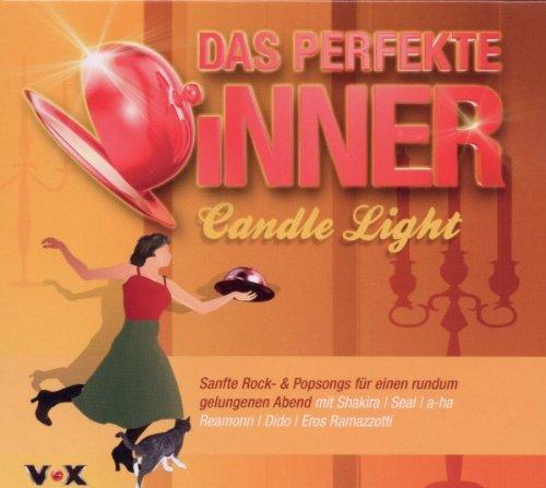 Das perfekte Dinner: Candle Light.