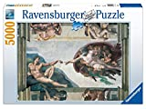 Ravensburger Italy Puzzle 5000 Pezzi La Creazione di ADA, Multicolore, 4005556174089