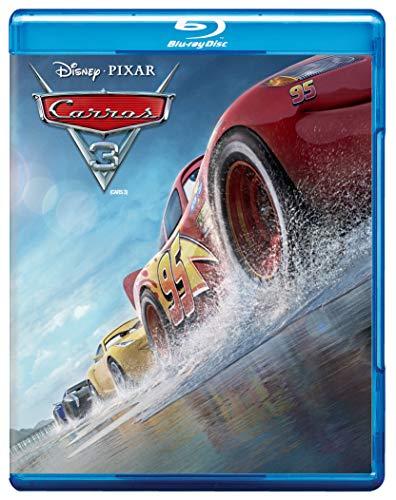 Carros 3 [Blu-ray]