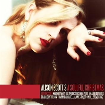 Alison Scott's A Soulful Christmas