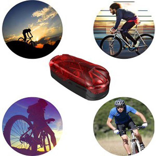 Waterproof Bicycle Motobike GPS Tracker Realtime GPS Tracking Device Worldwide Global Loctation Anti Theft Shock Alarm Mobile Track Online APP & Platform