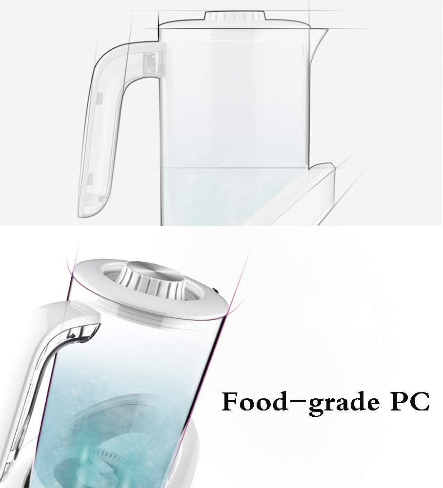 FENGLI Hoogste Model - Voedselkwaliteit PC Waterstofgenerator Waterfles SPE PEM Technologie Water Ionisator (2L) (Kleur: A) B