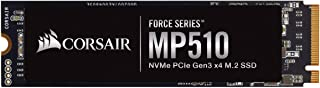 CORSAIR CSSD-F1920GBMP510 FORCE Series MP510 1920GB NVMe PCIe Gen3 x4 M.2 SSD Solid State Storage