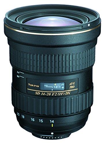 Tokina T5142001 AT-X 14-20/2.0 Pro DX für Anschluss Canon