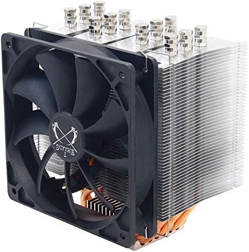 Scythe Mugen 3 Rev. B für AMD Sockel AM2 AM2+ AM3 AM3+ #125714