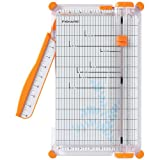 Best Paper Trimmers - Fiskars 12 Inch SureCut Deluxe Craft Paper Trimmer Review