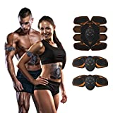 Abs Stimulator Muscle Trainer Ultimate Abs Stimulator Ab Stimulator for Men Women Abdominal Work Out...