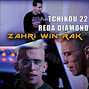 Zahri Win Rak