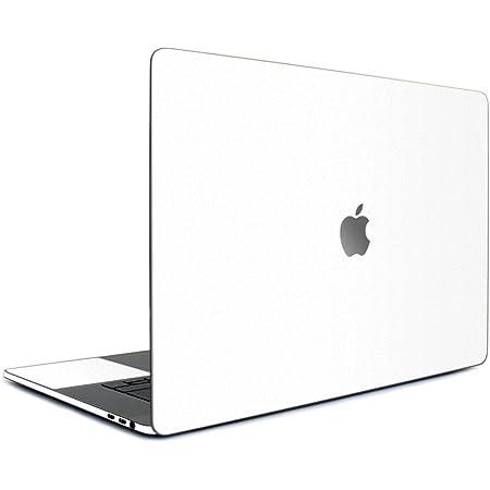 wraplus for MacBook Pro 13 インチ M1 2020 対応 [ホワイト] スキンシール フィルム ケース カバー