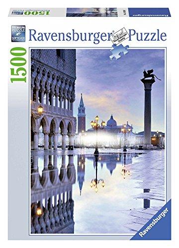 Ravensburger 16300 - Romantica Venezia, Puzzle 1500 Pezzi