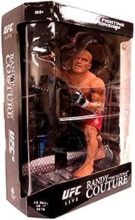 Round 5 UFC Live Series 10 Inch Statue Figure Randy Couture UFC 43
