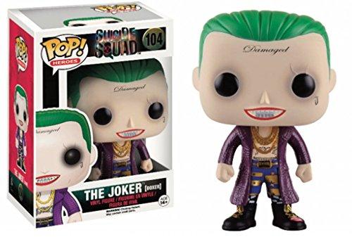 Figurine POP! Suicide Squad - The Joker (Boxer) 104