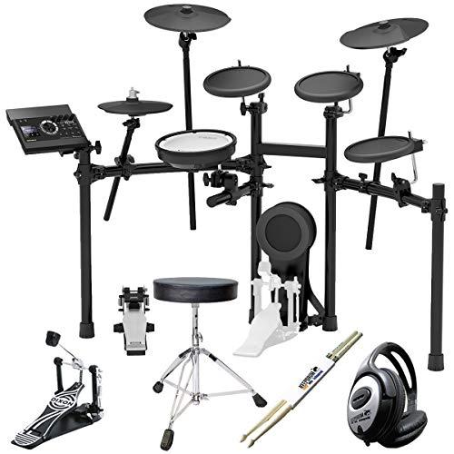 Roland TD-17KL E-Drum Schlagzeug Set + keepdrum Zubehör Set