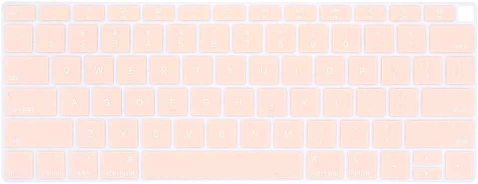 ProElife Premium Keyboard Cover Ultra Thin Silicone Keyboard Protective Skin for MacBook Air 13