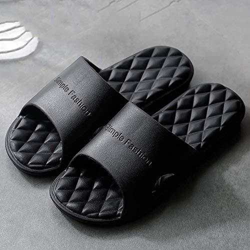 zalando zwarte slippers