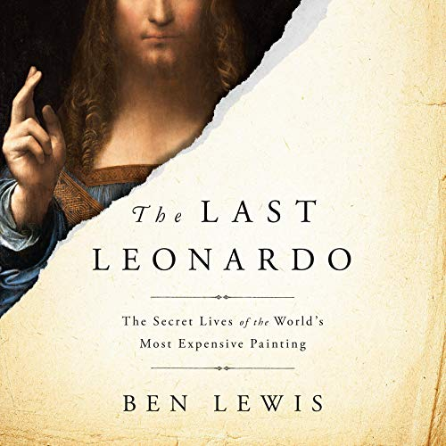 The Last Leonardo audiobook cover art