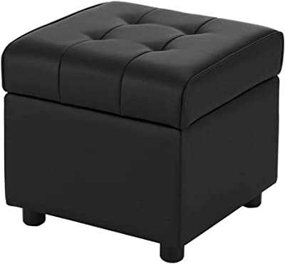 Swell Amazon Com Inspired Home Collins Storage Ottoman Caraccident5 Cool Chair Designs And Ideas Caraccident5Info