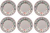 Johnson Bros. Summer Chintz Bread & Butter Plates by Johnson Brothers