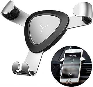 TDCQQ حامل الهاتف في السيارة، حامل الهاتف المنفذ الهوائي للسيارة والهاتف المحمول والهاتف المحمول متوافق مع XR Xs ماكس XS X...