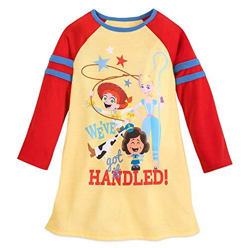 Disney Toy Story 4 Long Sleeve Nightshirt for Girls
